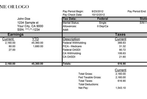 How To Create An Adp Pay Stub Online Autos Weblog Payroll Portal Pay Stub Template