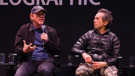 Entertainment Tonight The Insider Interviews Howard K by Brian Grazer And Howard S Imagine Entertainment Is