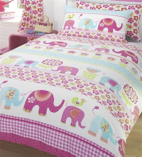 Buy Nellie Elephant Single Bedding From Our Kids Duvet