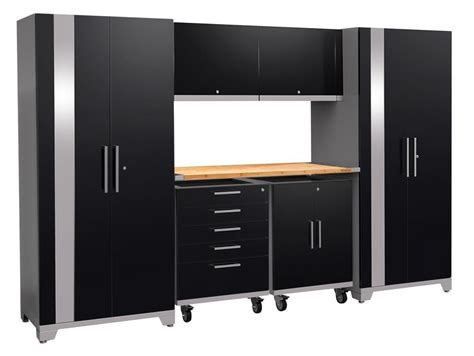 new age performance plus cabinets new quot mobile quot garage cabinets from newage garagespot