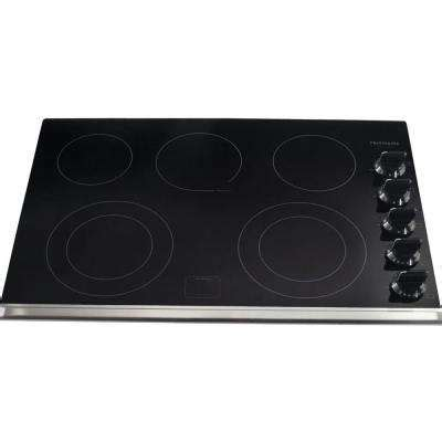 electric cooktops cooktops cooking appliances the