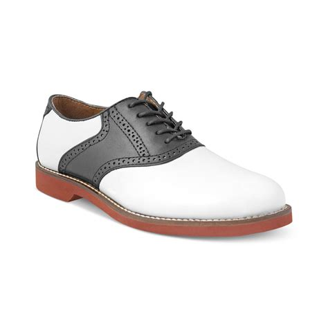 burlington shoes for g h bass co bass burlington plain toe saddle shoes in