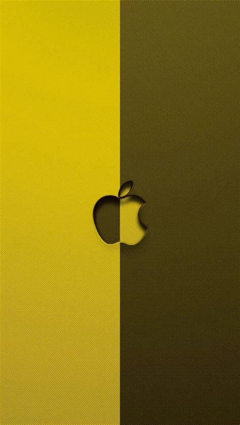 wallpaper iphone 5 yellow yellow black textured apple backgrounds for iphone 5