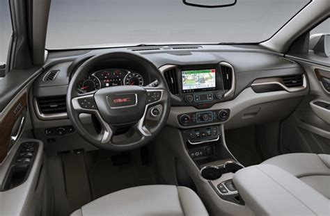 Gmc Acadia 2020 Interior by 2020 Gmc Acadia Denali Interior Colors Changes Specs