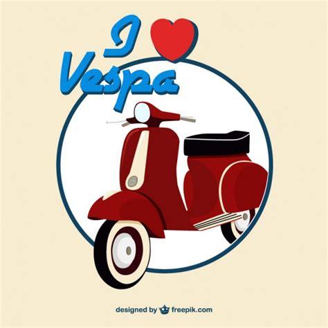 imagenes vintage vespa fondo de vespa vintage roja descargar vectores gratis