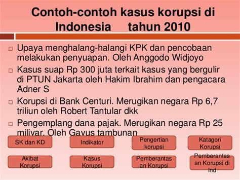 Negara Dan Korupsi pelajaran 12 kasus korupsi pkn kelas 8
