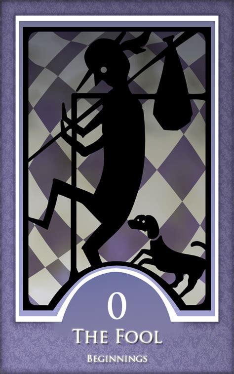 persona 4 tarot the fool by nekozama on deviantart