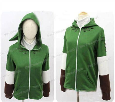 zelda vest pattern aliexpress com buy the legend of zelda link hoodie