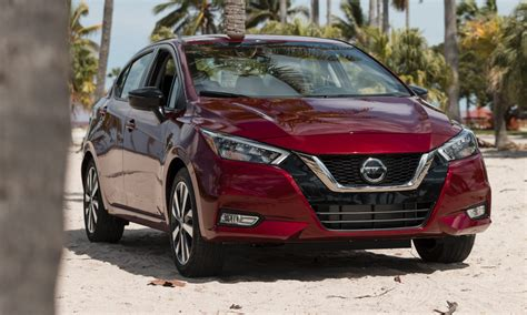 Nissan Versa 2020 by 2020 Nissan Versa Look 187 Autonxt
