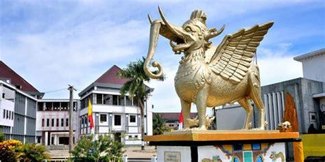 Surga Di Samarinda kaltim tawarkan wisata religi dan kuliner perkaya