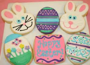 Easter Cookie Decorating Ideas Country Cupboard Cookies Blog We Re Busy Decorating