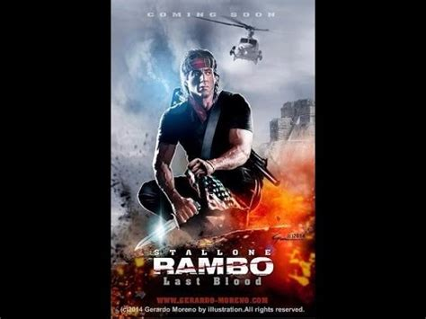 rambo 5 2014 official trailer (fan made) youtube