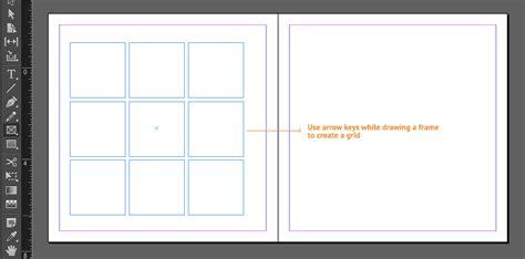 pattern grid indesign indesign guides frames and image placing for wedding