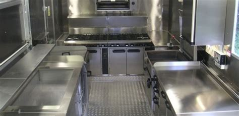Pizza Restaurant Floor Plan Mobile Kitchen And Food Truck Design Basics Mobile Cuisine