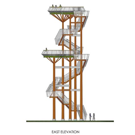 observation tower plans 56 best images about towers on pinterest in the clouds platform and decks