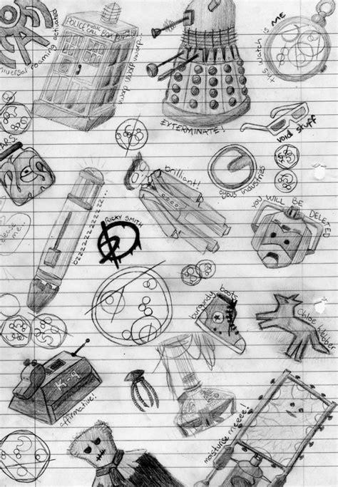 doodle doctor who doctor who doodles by azurefalls on deviantart