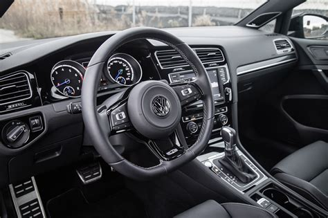 R Interior by Review 2017 Volkswagen Golf R Canadian Auto Review