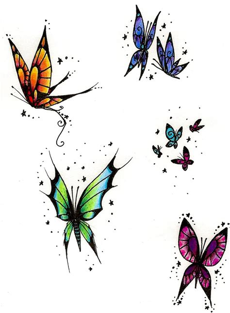 butterfly tattoos and designs page 62