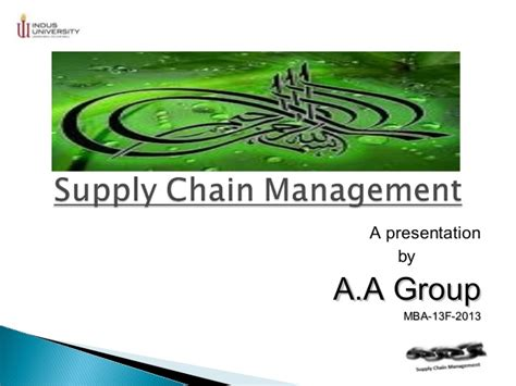 Supply Chain Microsoft Mba Linkedin by Supply Chain Management
