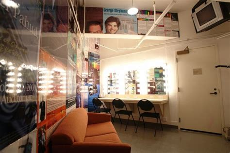 stage dressing room stage information trojan event services usc