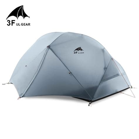 Tenda Range Ultraligh Tent 3f ul gear 2 person cing tent ultralight k tents tenda tente barraca de acamento in