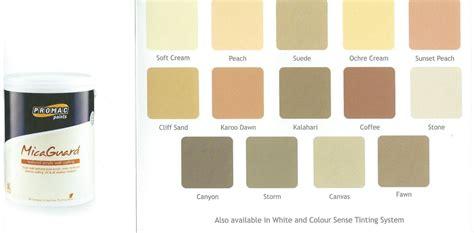 hyper paint dulux plascon promac colour charts