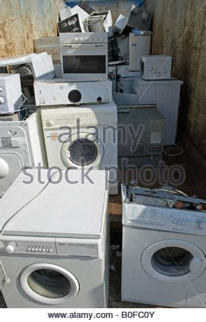 recycle kitchen appliances used electrical goods stock photo royalty free image