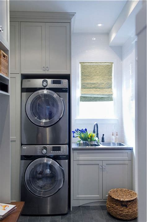 Small Laundry Room Decor Best 25 Small Laundry Ideas On Pinterest Laundry Room Small Ideas Utility Room Ideas And