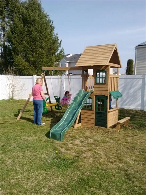 Backyard R by Pin By Swingset Installer On Swingset Installer