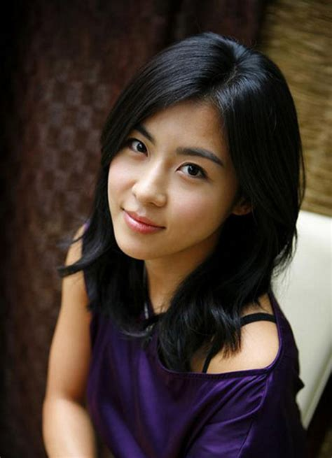 film layar lebar ha ji won korean actress ha ji won picture portrait gallery