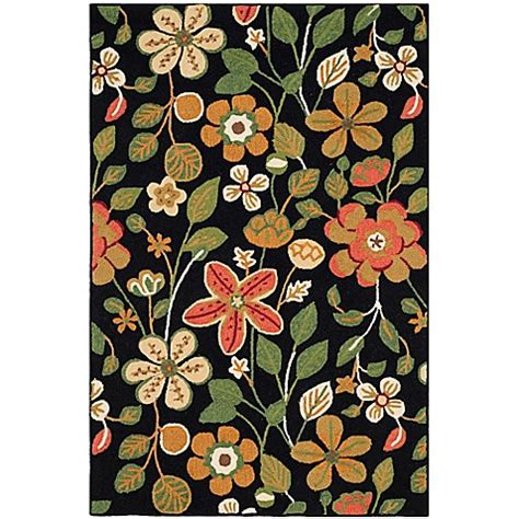 10 x 8 foot rug buy safavieh four seasons floral 8 foot x 10 foot indoor