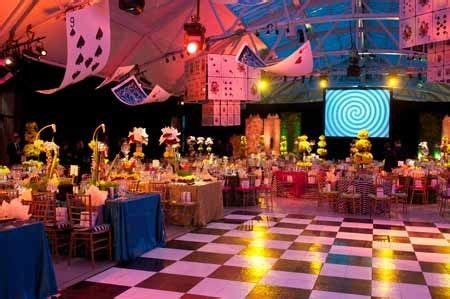 dance themed events alice in wonderland theme rentmywedding our blog