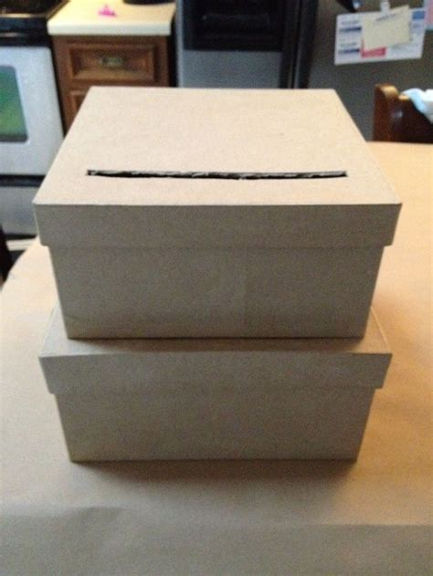 Wedding Card Box Joann Fabrics by How To Make A Wedding Card Box Recipe Joann Fabrics