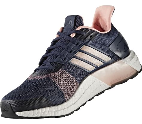 adidas ultra boost st s running shoes blue light pink buy it at the keller