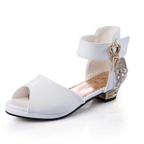 Sepatu Sandal Lu Princess 2017 sepatu hak tinggi untuk anak anak beli murah sepatu hak tinggi untuk anak anak lots from china