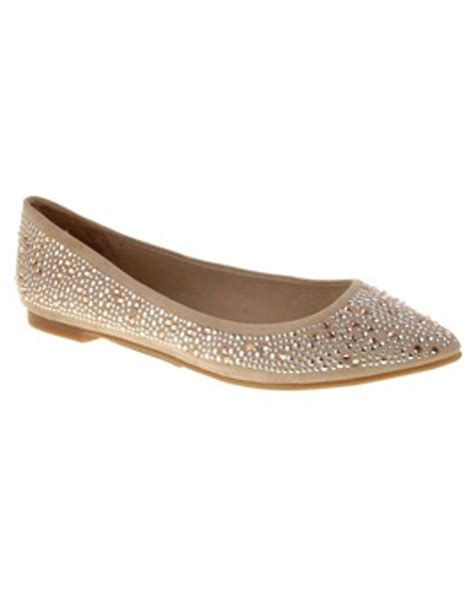 Flat Shoes vegan embellished flat shoes