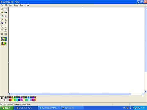 painting for windows xp my windows xp sp3 professional paint 1 by