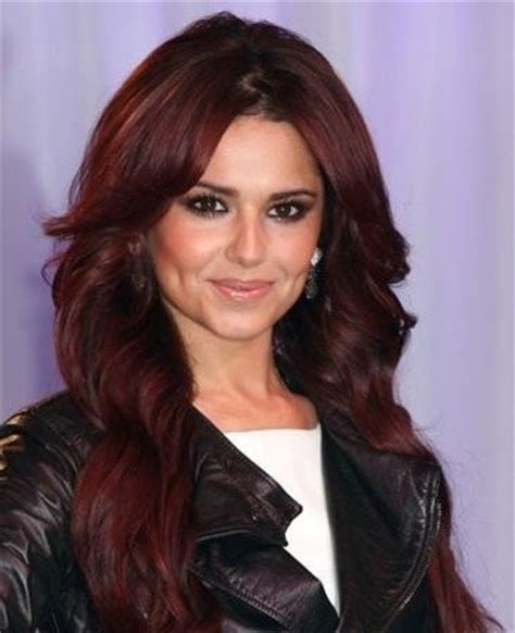 great hair colors for hispanics dark red hair on hispanic www pixshark com images
