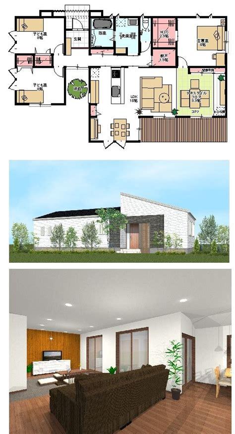 Building A House Plans 平屋 35坪 間取り Google 検索 インテリア Pinterest House House