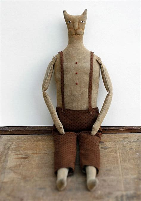 Handmade Primitives - 1000 images about primitive dolls handmade by world
