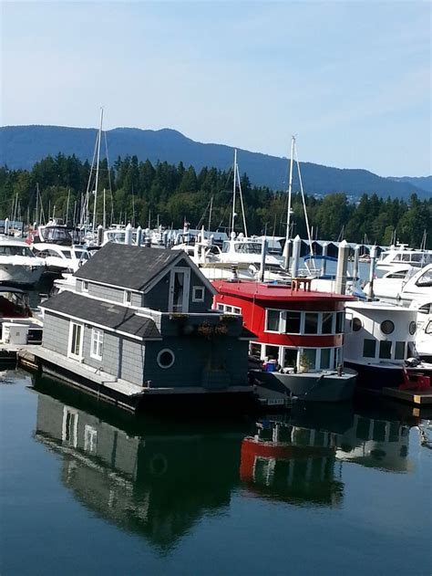 house boat vancouver island quaint houseboats in a vancouver dock awesome views