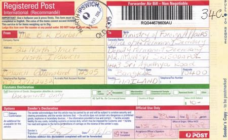 certified  registered mail difference