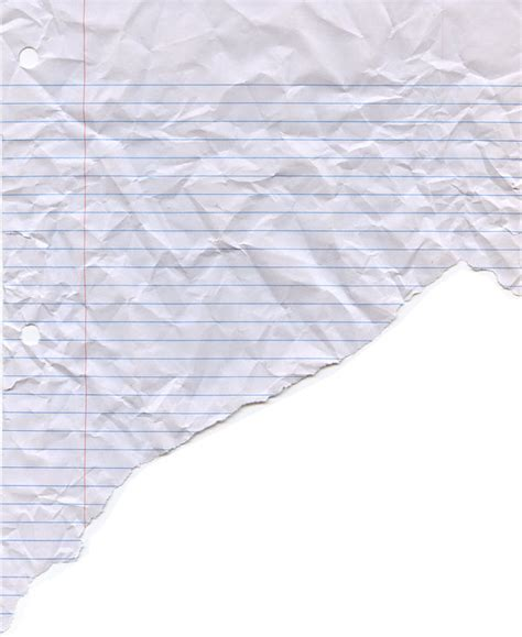 torn looseleaf paper 1 by cliffski on deviantart
