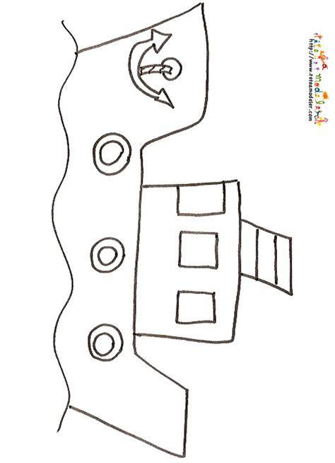 dessin bateau de peche coloriage bateau de peche sur t 234 te 224 modeler
