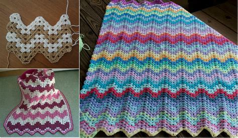 free pattern granny ripple afghan free pattern birdlebee s granny ripple crochet pattern