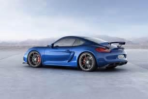 Porsche Cayman News Porsche Cayman Gt4 Configurator Launched Autoevolution