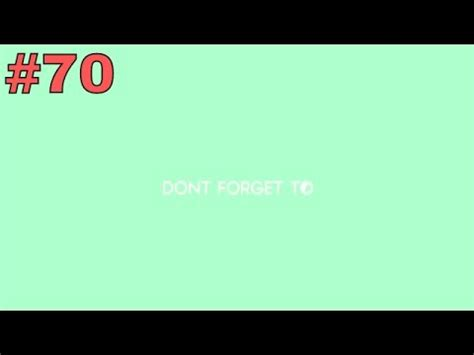 after effects free template outro free outro template 70 clean 2d outro after effects