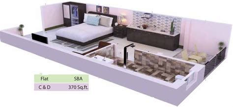 studio apartment under 400 sq ft 370 sq ft 1 bhk 1t apartment for sale in jaas realty studio 50 new town kolkata
