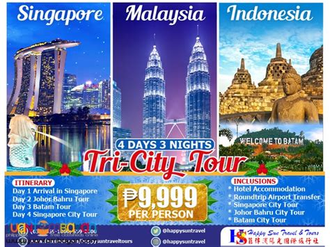 Singapore Tour 4d3n All In tour package in singapore from manila sportstle