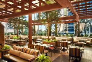 Outdoor Restaurants Best La Restaurants For Outdoor Dining Four Seasons Magazine